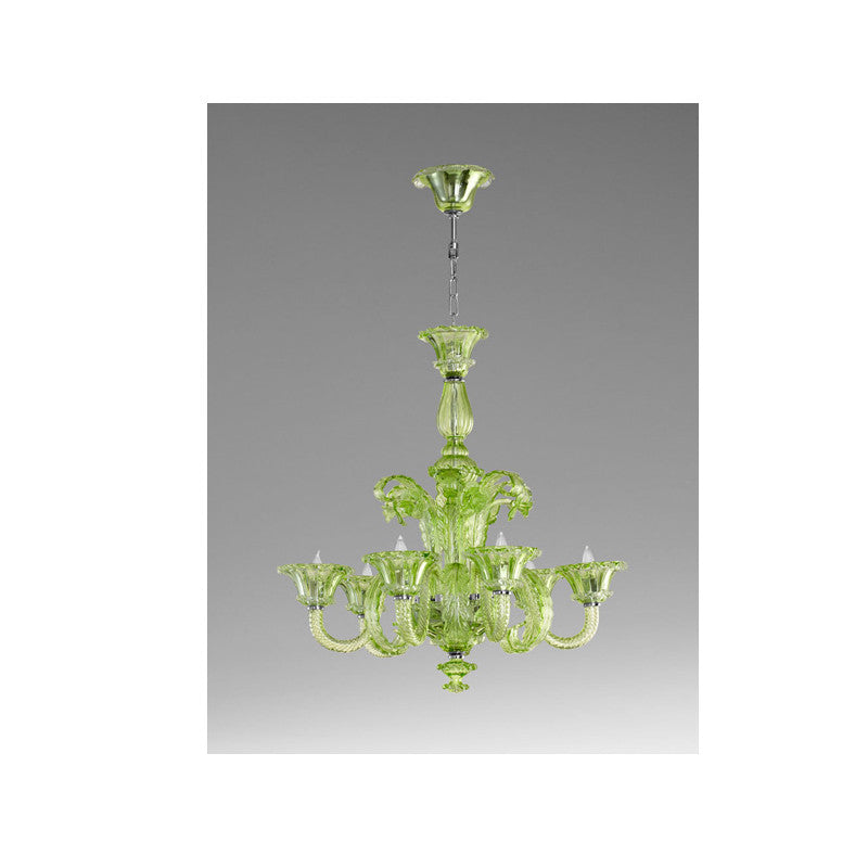 Lascala 6 Light Chandelier