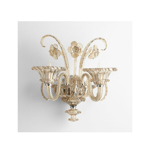 Trviso 12-Light Bk Chandelier