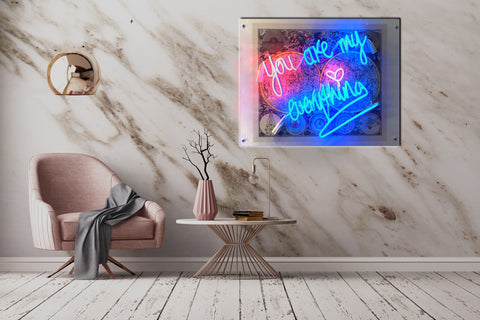 St. Tropez Neon Light