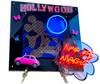 Hollywood Dreams (Limited Edition 1 of 1) - Blue