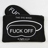 FUCK OFF Eye Mask