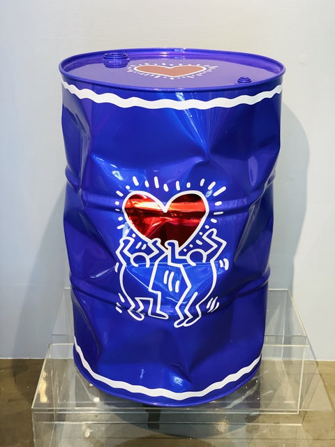 Keith Harring Barrel, 2020