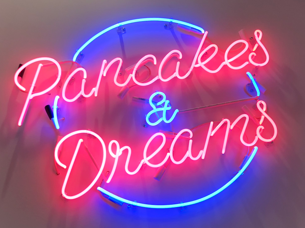Pancakes and Dreams