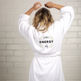 POSITIVE ENERGY ONLY ROBE