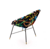 Seletti Snakes Padded Chair