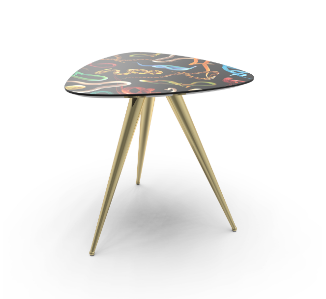 Seletti Snakes Side Table