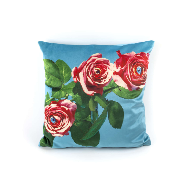 Seletti Roses Cushion