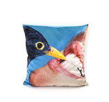 Seletti Crow Cushion