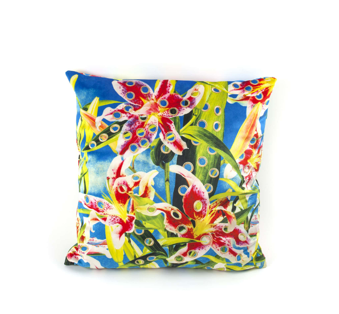 Seletti Flower with Holes Cushion