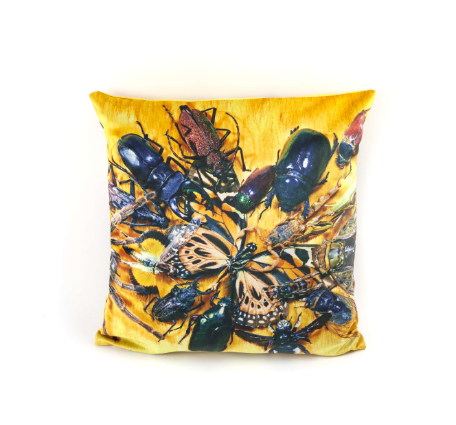 Seletti Insects Cushion