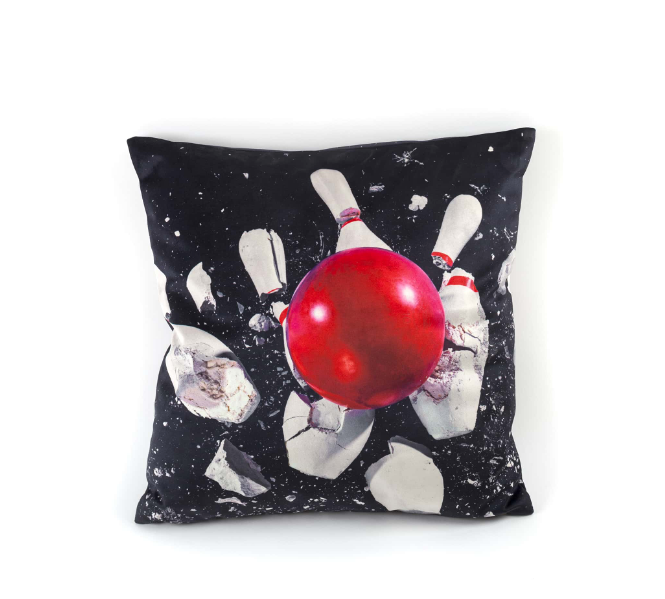 Seletti Bowling Cushion