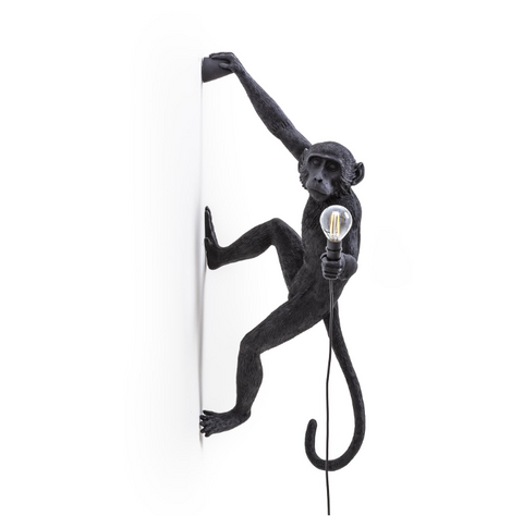 Big Top Ceramic Balloon Dog Black/White