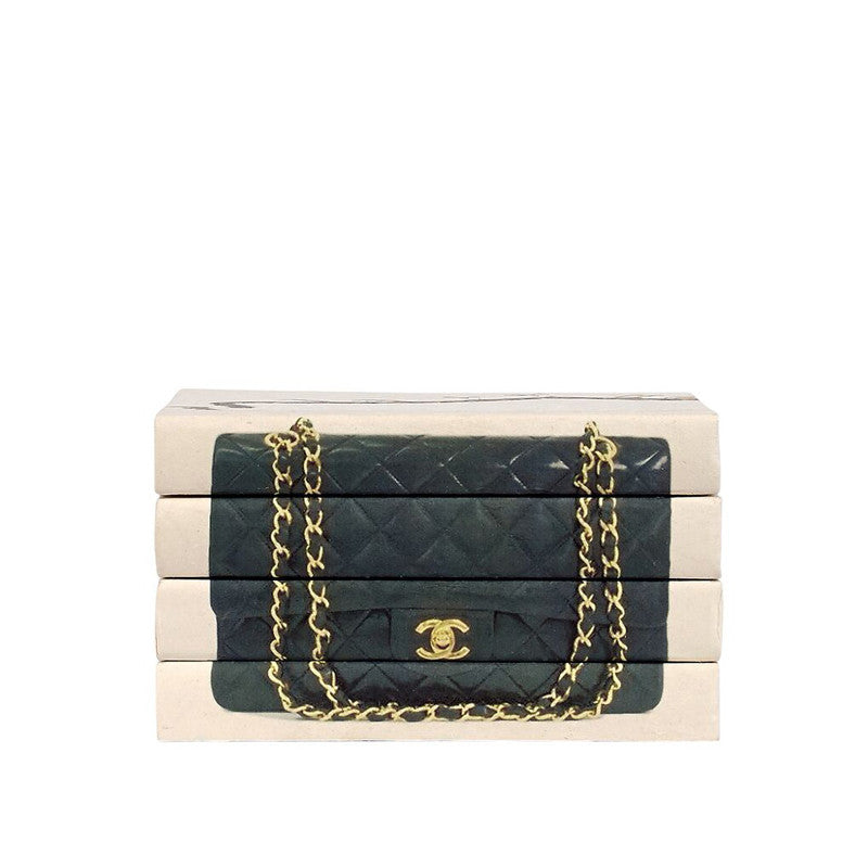 Chanel Purse set of 4