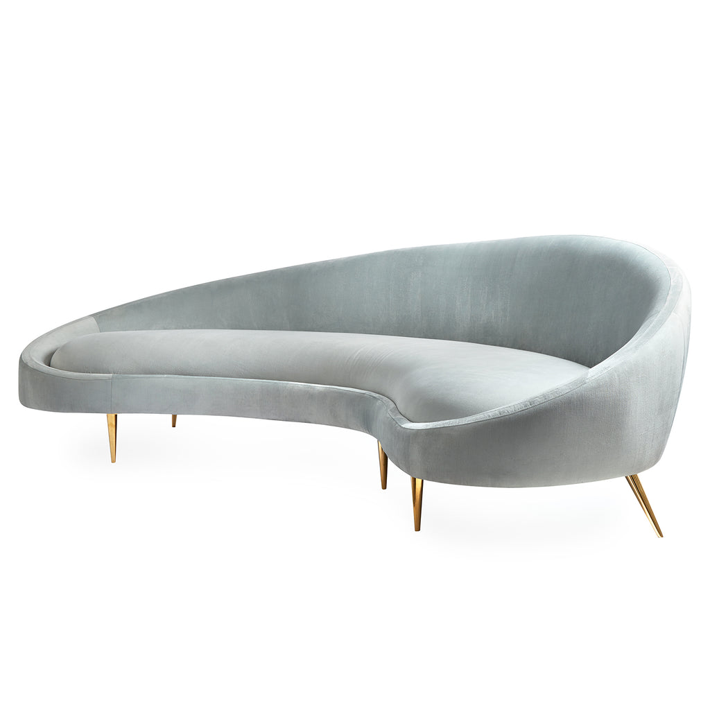 ETHER CURVED SOFA