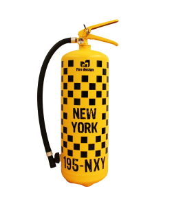 New York Taxi Fire Extinguisher XL