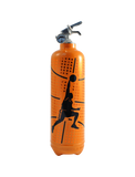 Basketball Fire Extinguisher
