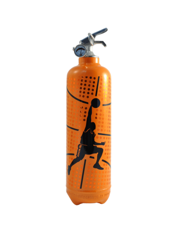 Fine Gold Fire Extinguisher