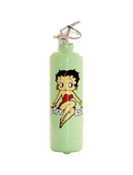 Betty Boop Fire Extinguisher