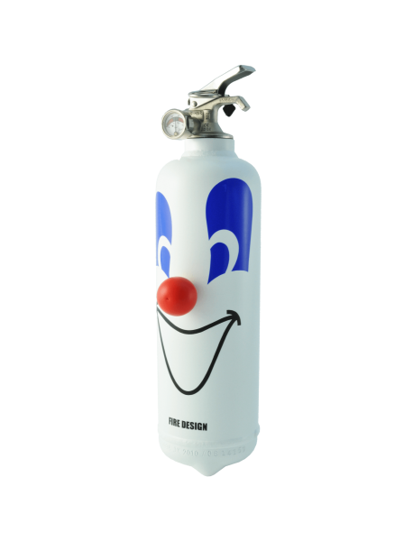 Clown Fire Extinguisher