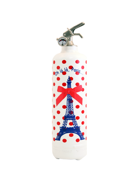 Oh La La Paris Fire Extinguisher