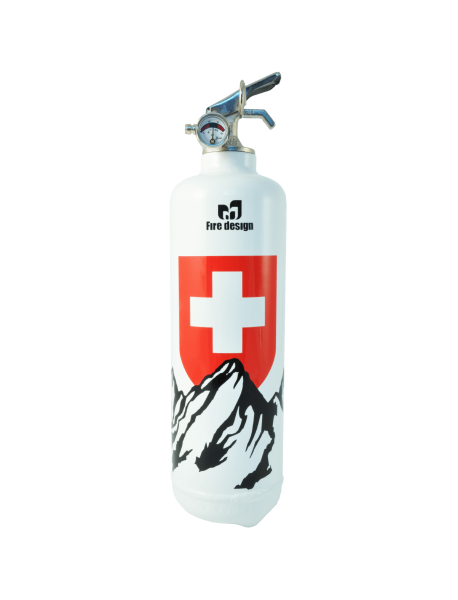 Little Swiss Fire Extinguisher