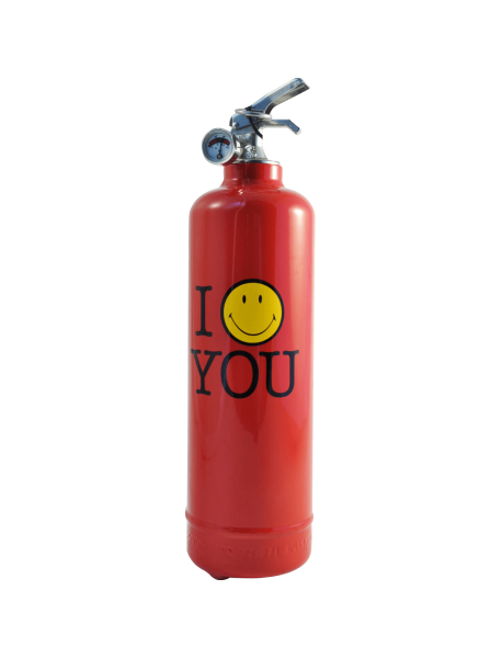 SMILEY Love Fire Extinguisher