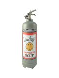Smiley Soup Fire Extinguisher