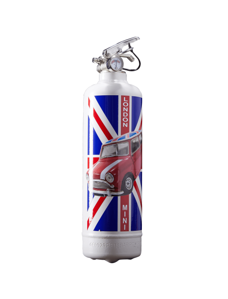 Mini London Car Fire Extinguisher