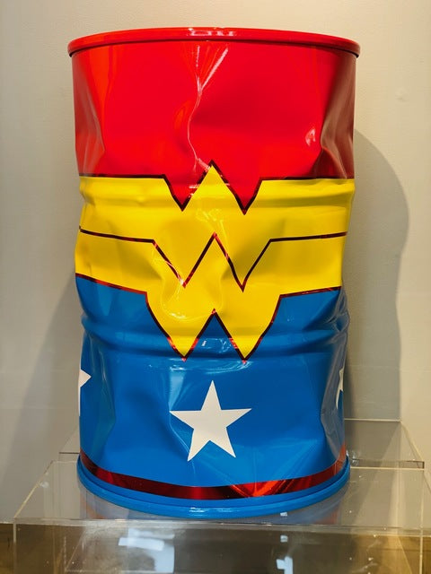 Wonder Woman Barrel, 2020