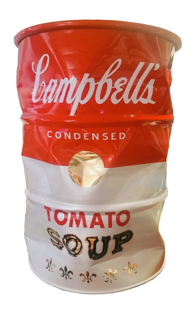 Campbell's Tomato Soup Barrel, 2020
