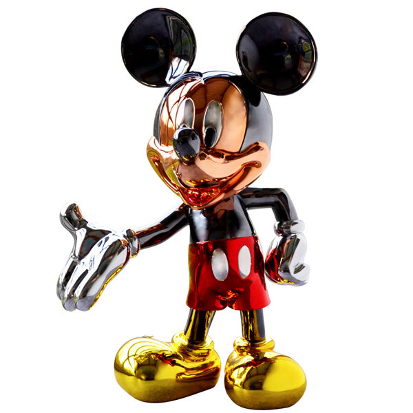 Mickey Life Size Chrome