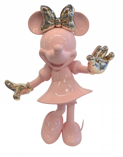 minnie mouse sculpture