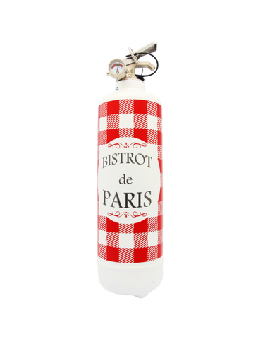 Charly Hill Fire Extinguisher