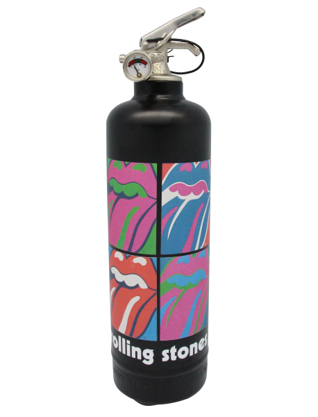 Rolling Stones Fire Extinguisher