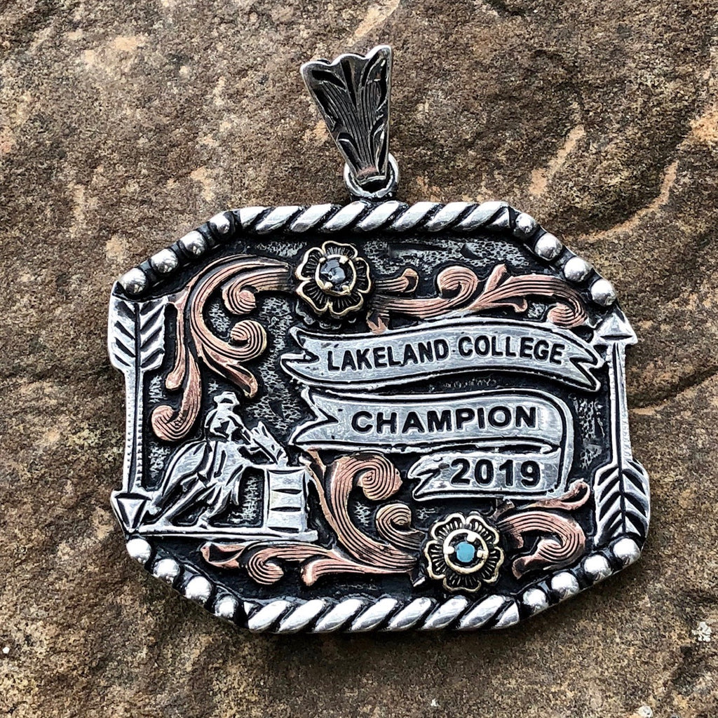 Custom made Trophy Pendent