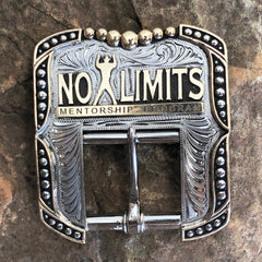 Back Cinch Award Buckle