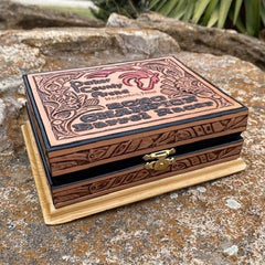Trinket Leather Box 2.