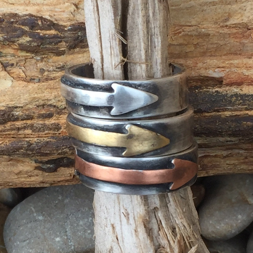 B. Thinking Tough 3 Arrow Ring set