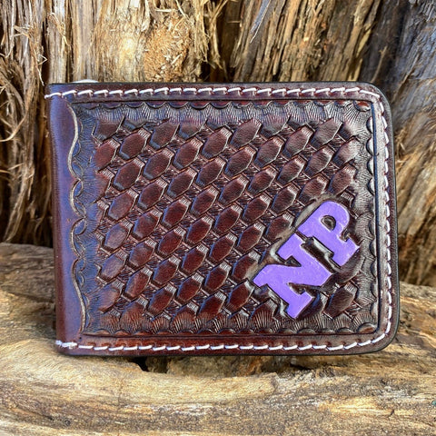 Leather Men's Wallet 3.