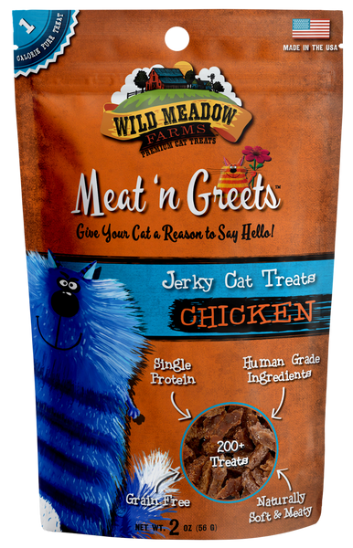 Meat 'N Greets<br/> Chicken Cat Treats
