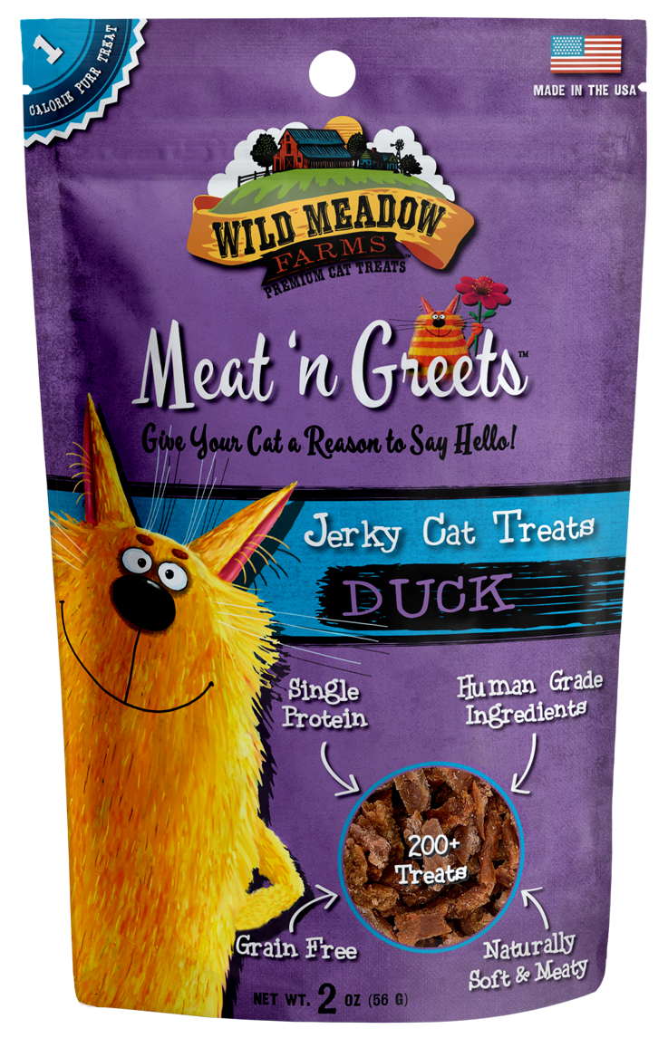Meat 'N Greets<br/> Duck Cat Treats