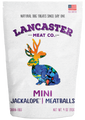 Jackalope™ Mini-Meatballs - Dog Treats by Lancaster Meat Co