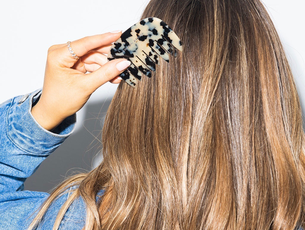 Stephanie Gee's Tips for Healthy Hair