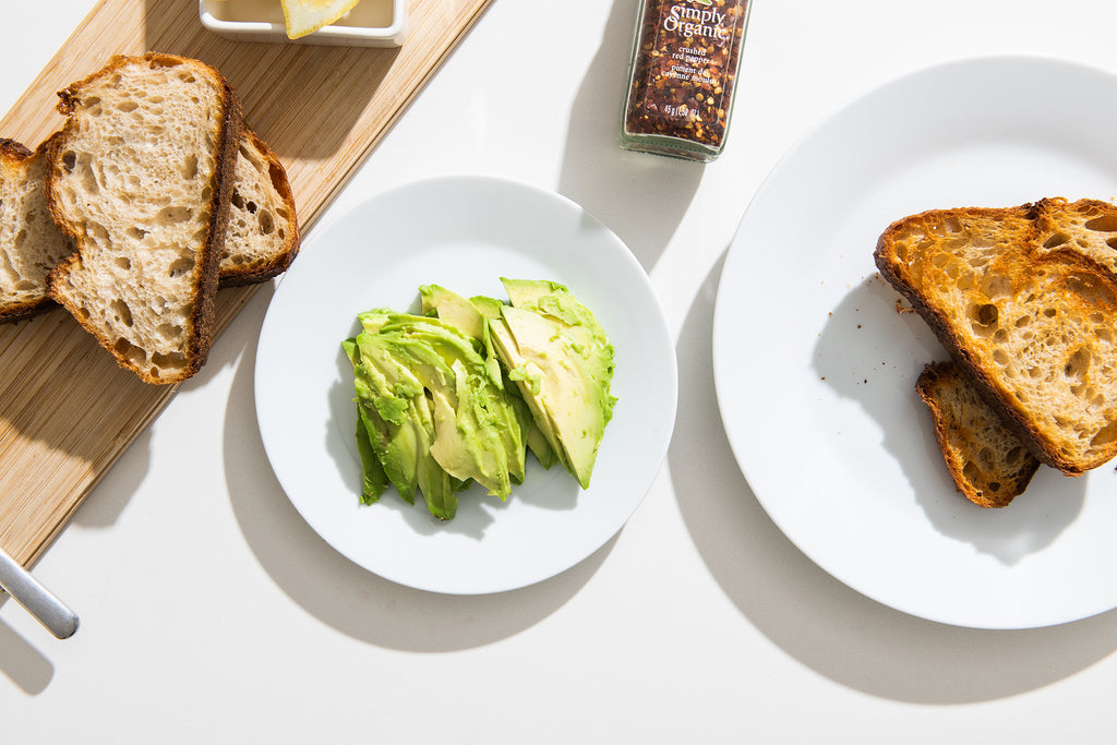 How To: Stephanie Gee's Sourdough Avocado Toast