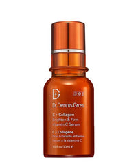 Dr. Dennis Gross C+ Collagen Brighten + Firm Serum available at Gee Beauty