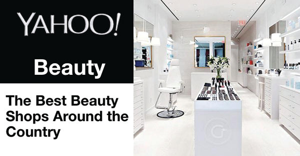 Gee Beauty featured in Yahoo Beauty