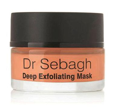 Dr. Sebagh Deep Exfoliating Mask available at Gee Beauty