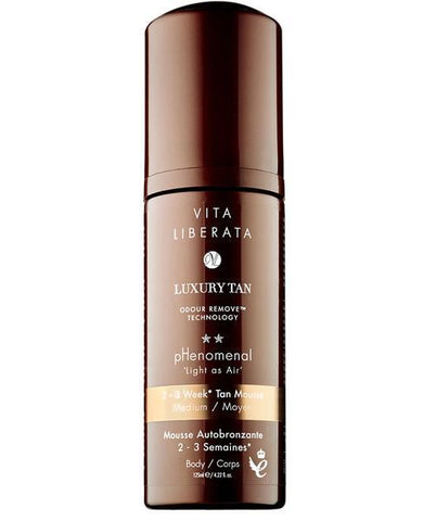 Vita Liberata Phenomenal 2-3 Week Tan Mousse available at Gee Beauty