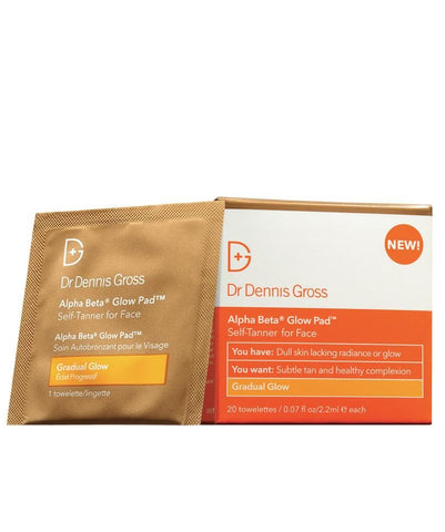 Dr. Dennis Gross - Alpha Beta Glow Pad Gradual Glow for Face