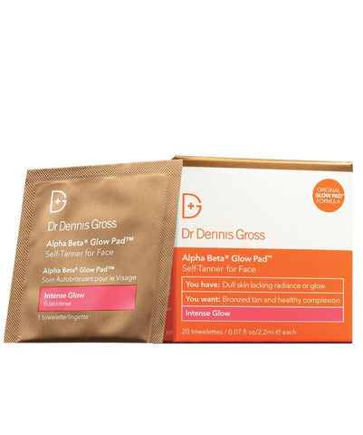 Dr. Dennis Gross - Alpha Beta Glow Pad Intense Glow for Face